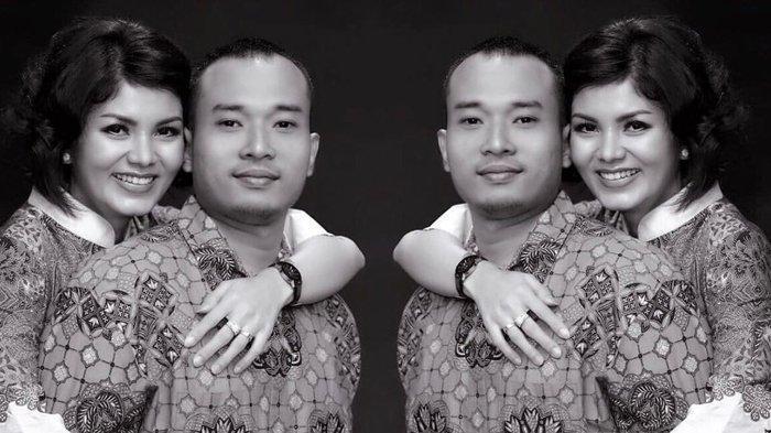 Kenangan Intan RJ bersama mendiang suami Wahyu Indra Utama