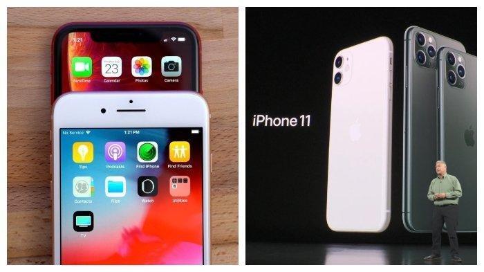 UPDATE Daftar Harga Apple iPhone September 2021 Terlengkap, iPhone 11, iPhone 12 hingga 12 Pro Max