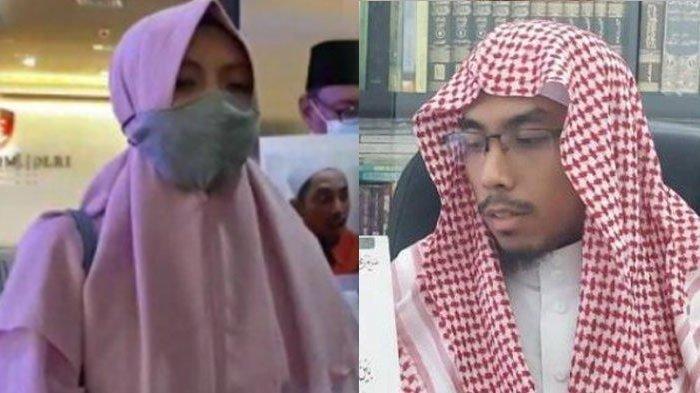 SOSOK Iqlima Ayu Istri Ustaz Maaher Terpukul Suami Meninggal, 2 Anak Masih Kecil Usia 3 & 1 Tahun