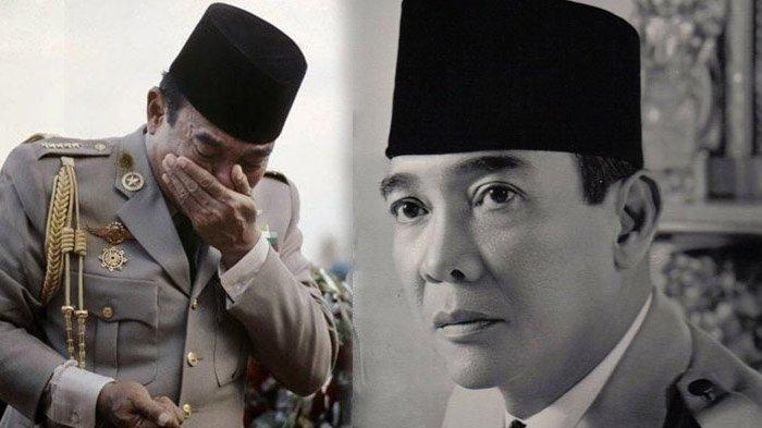 SOAL & KUNCI JAWABAN Latihan UAS dan PAS Bahasa Inggris 10 SMA, Text About President Ir. Soekarno