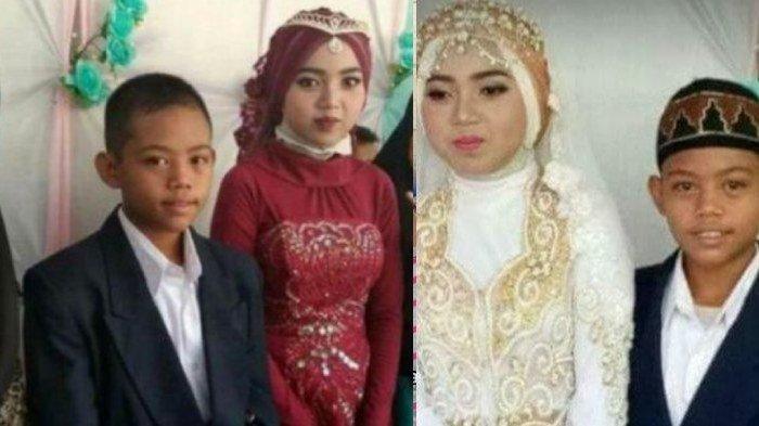 INGAT Pasangan Bocah Viral yang Menikah di Usia 14 Tahun? Terkuak Kehidupannya Kini, Arifin Kerja