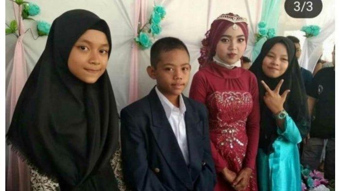 Ira Budiarti dan Zainal Arifin, bocah yang menikah di usia 14 tahun