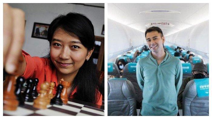 GAGAL Live Streaming dengan Irene Sukandar, Raffi Ahmad Tetap Sabet Rekor MURI Catur Dalam Mobil