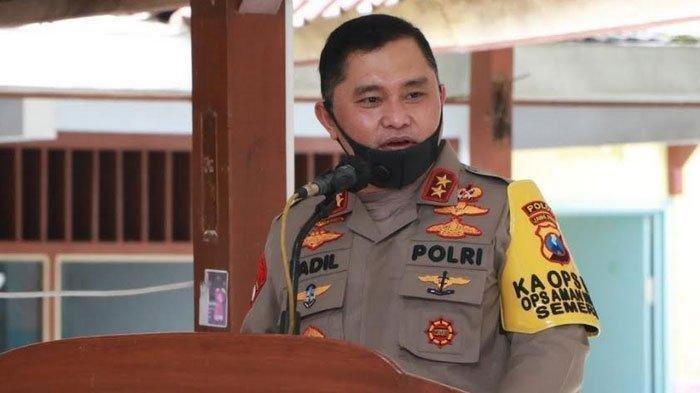 Polisi Gelar Kegiatan Operasi Keselamatan Jaya Selama 14 Hari, untuk Cegah Penyebaran Covid-19
