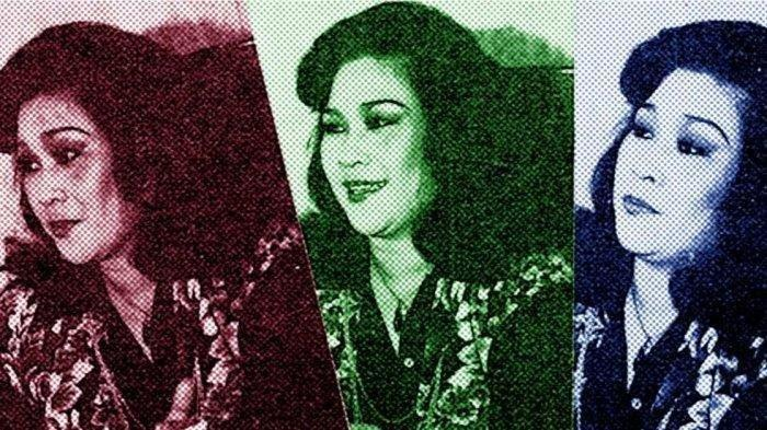 Irma Mamahit, pramugari yang tolak cinta Soekarno