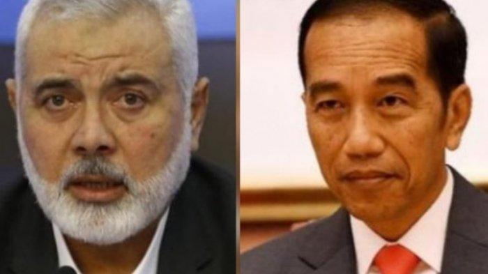 Israel Makin Brutal di Jalur Gaza, Pemimpin Hamas Surati Jokowi: Tolong Bertindak, Stop Teror Israel