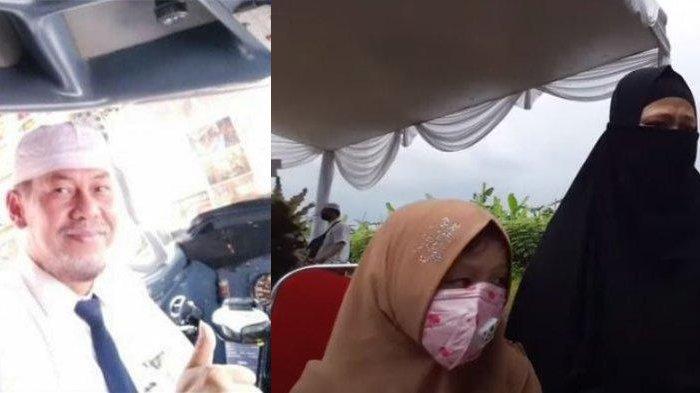 Putri Captain Afwan Masih Berharap Ayahnya Akan Pulang, sang Istri Terisak Pilu: Doakan Kami Kuat