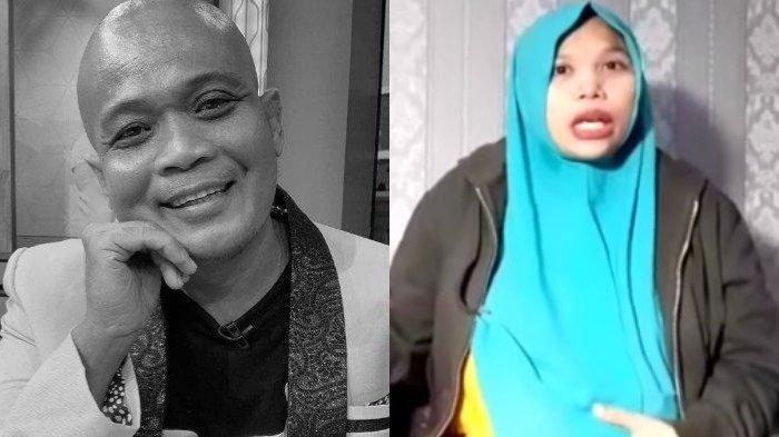 Sapri Pantun Tinggalkan Warisan Terakhir untuk Sang Istri, Siapkan Nama Anak Kedua yang Segera Lahir