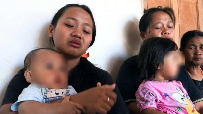 TANGIS Istri Pecah, Suami Tewas Ditembak KKB Papua, Sempat Telepon: Saya Dikepung, Jaga Anak Kita