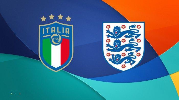 LIVE STREAMING Italia vs Inggris Final  Euro 2020, Cek Jam Tayang & Link di RCTI, Mola TV