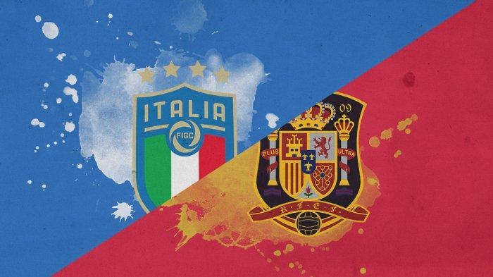 PREDIKSI Pertandingan Italia vs Spanyol Euro 2020 Semi Final, Duel Tim Penuh Sejarah di Eropa