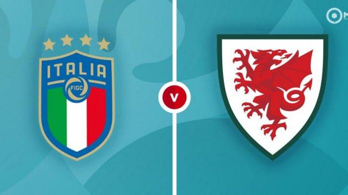 PREDIKSI Pertandingan Italia vs Wales Euro 2020, Laga Pamungkas Memperebutkan Juara Grup A
