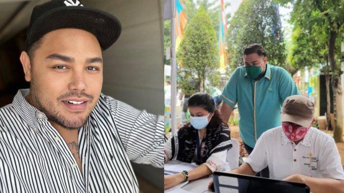 Demi Capai Herd Immunity, Ivan Gunawan Gelar Vaksinasi Covid-19 Gratis: Baru 1,5 Jam Sudah 213 Orang