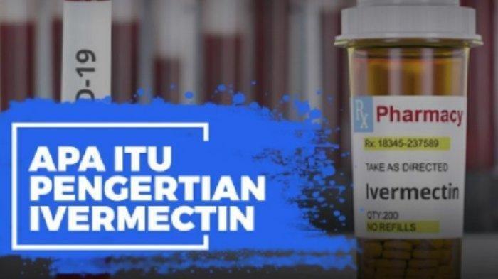 Ivermectin termasuk obat keras