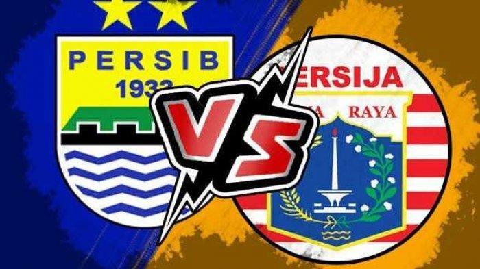 JADWAL Persija vs Persib Bandung Final Piala Menpora 2021 & Duel Juara 3 PSS Sleman vs PSM Makassar