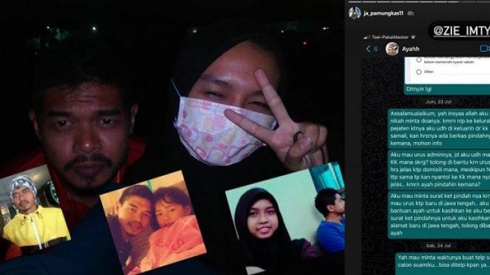 Dicoret dari KK, Jane Abel Bongkar Isi Chat Pribadi, Reaksi Bambang Pamungkas Buatnya Sakit Hati