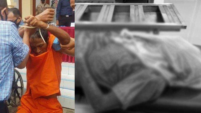 TERBONGKAR Penyebab Samsul Pemerkosa Ibu & Pembunuh Bocah Rangga Tewas di Bui, Berawal Sesak Napas