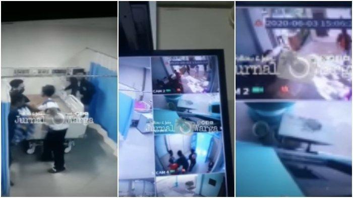Baru Mau Dikafani, Jenazah PDP Corona Malah Diambil Paksa 100 Orang Bersenjata Tajam, Ini Videonya