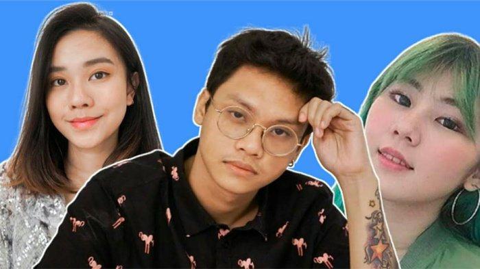Jessica Jane, Ericko Lim dan Listy Chan