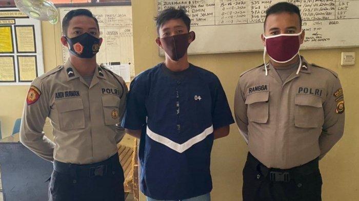 Dihadang saat Lapor Polisi, JF Nekat Habisi Nyawa Ayah Tiri yang Perkosa Adik & Aniaya Ibunya