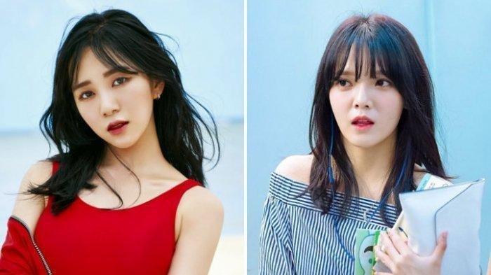 Jimin AOA dan Mina