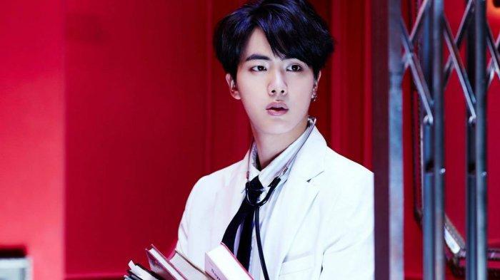 Jin BTS ulang tahun ke-28