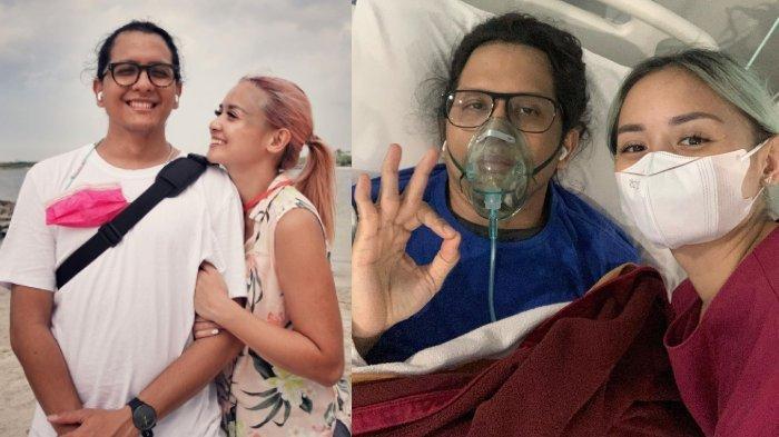 Kondisi Suami Joanna Alexandra yang Positif Covid-19, Raditya Oloan Dipindah ke RSUP, Dirawat di ICU