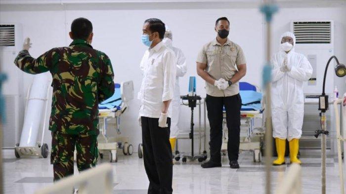 TERKINI Kebijakan Presiden Jokowi yang Jadi Kabar Baik Saat Corona Merebak, Sembako Hingga Kredit