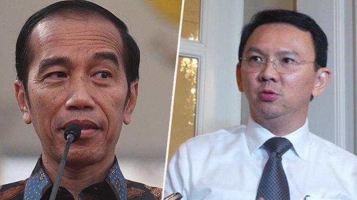 Ahok Dicari Jokowi karena Tak Datang di Acara Perayaan Imlek, Ternyata Ini Alasannya, Sibuk Rapat!