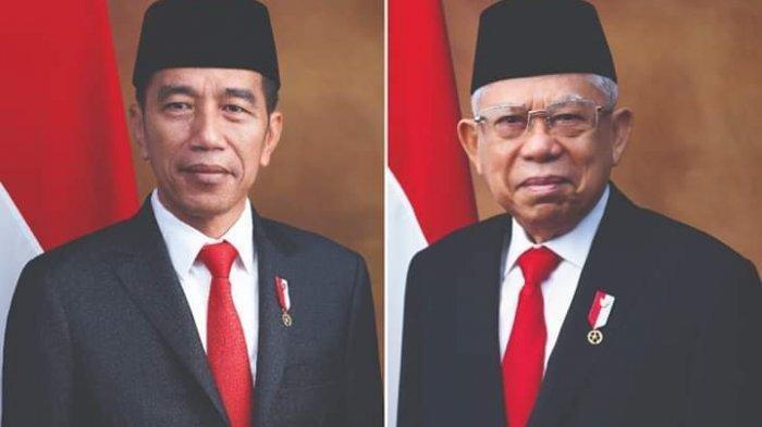 Presiden Jokowi dan Wakil Presiden Maruf Amin Tahun Ini Dapat THR, Berikut Bocoran Nominalnya!