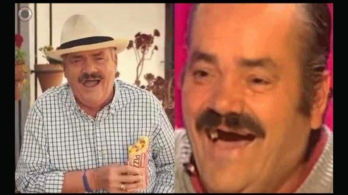 Mengenang Juan Joya Borja Sosok di Balik Meme 'Pria Tertawa Spanyol' Meninggal Dunia, Ini Profilnya