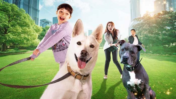 Daftar Film & Serial Seru Bertema Keluarga, Bisa Ditonton di Netflix, Wish Dragon hingga Fatherhood
