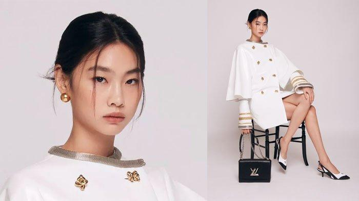 Aktingnya di Squid Game Sukses, Jung Ho Yeon Kini Jadi Global Ambassador Brand Mewah Louis Vuitton