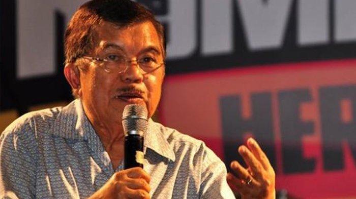 AHY Curhat Soal Dualisme di Demokrat, JK Minta Putra SBY Sabar: 'Dulu Golkar Juga Alami Hal Serupa'