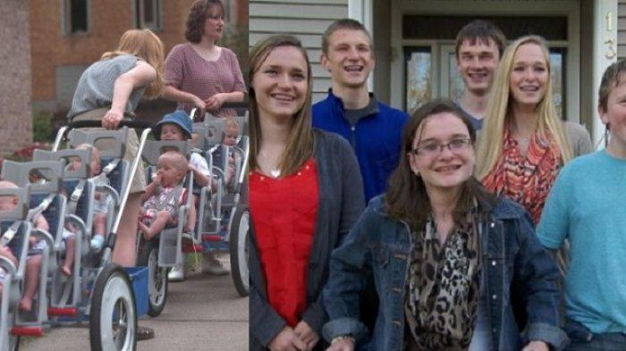 24 Tahun Lalu Viral Bayi Kembar 7 Pertama di Dunia, Kini Semuanya Sudah Besar, Ini Kabar Mereka