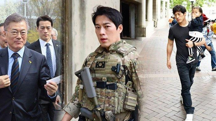 INGAT Bodyguard Tampan Presiden Korea? Sudah Mengundurkan Diri, Nikahi Guru, Ini Profesi Barunya