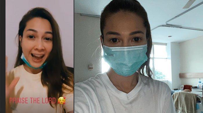 6 Tips dari Andrea Dian agar Tak Panik dengan Ketakutan Tertular Virus Corona