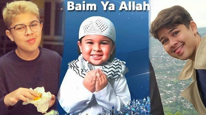 Kabar terbaru Ibrahim Khalil Alkatiri alias Baim Cilik