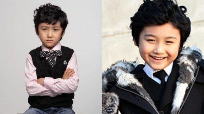 pemeran Gu Jun Pyo kecil, Kang Han Byeol kini beranjak dewasa.