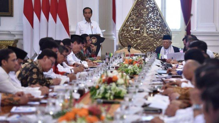 TEKA-TEKI Jadi Tidaknya Reshuffle Menteri Jokowi Hari Ini Terjawab! Ngabalin: Pergantian, Pergeseran