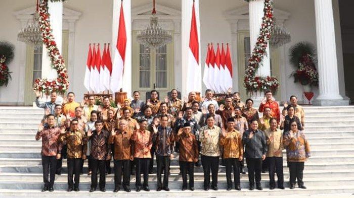 Daftar Menteri yang Tak Terkena Reshuffle Kabinet Menurut Prediksi Pengamat Politik