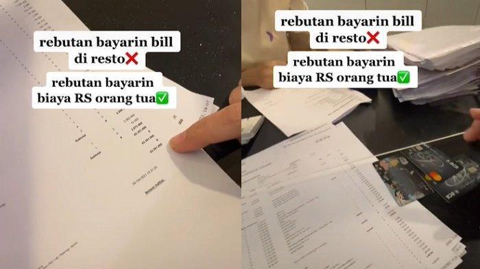 Tagihan Rumah Sakit Ortu Habis Rp 43 Juta, Kakak Beradik Berlomba Ingin Bayarkan: Rebutan di Kasir