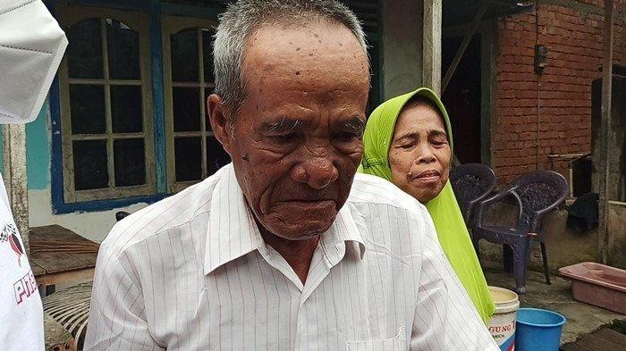 SEMPAT Viral Motornya Dicuri, Kakek Penjual Es Kini Ketiban Rezeki, Nangis Haru: 'Alhamdulillah'