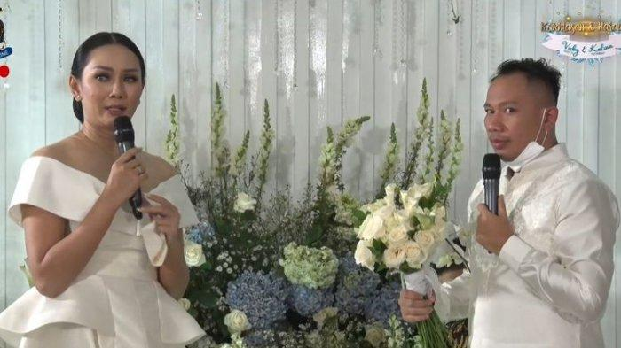 Tangis Vicky Prasetyo Dapat Pesan Haru dari Anak Saat Lamar Kalina Ocktaranny, Ini Permintaan Mereka