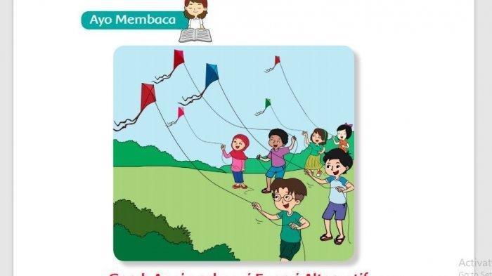Sebutkan 5 Kewajibanmu saat Bermain! Kunci Jawaban Buku Tema 6 Kelas 3 SD/MI Soal Halaman 120 - 121