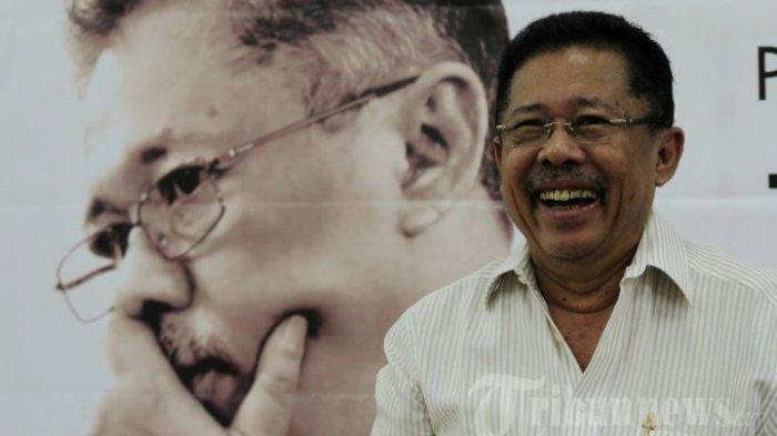 Bandingkan Reaksi Warga Wuhan & Indonesia, Karni Ilyas: Kita 2 Orang Positif Sudah Panik Luar Biasa