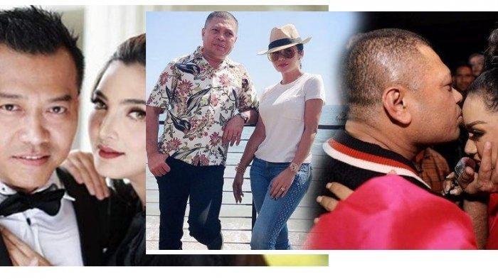 10 POTRET Romantis Krisdayanti dan Raul Lemos, Bukti KD Sudah Move On dari Ayahnya Aurel dan Azriel?