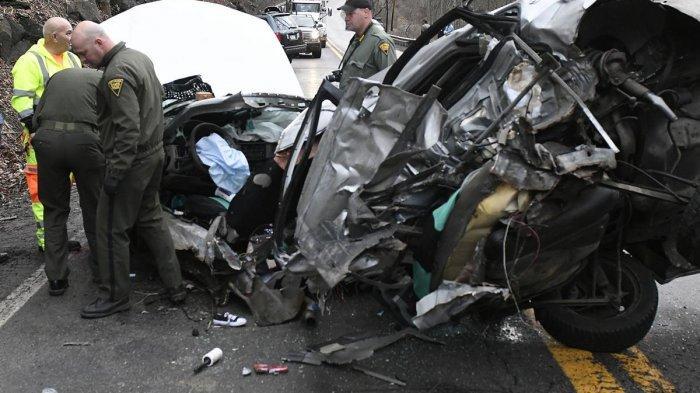SYOK Kakak Kecelakaan & Berdarah, Adik Tewas Serangan Jantung, Kado Mobil untuk Ayah Berubah Duka