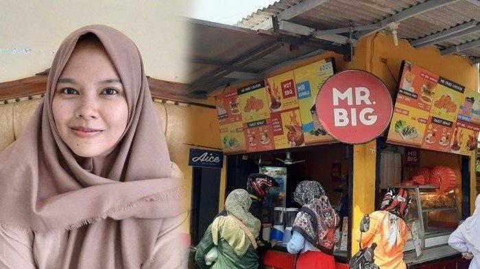 Kisah Inspiratif Pemilik Kedai Mr Big di Jakarta, Jatuh Bangun Sering Digusur & Kini Banyak Cabang