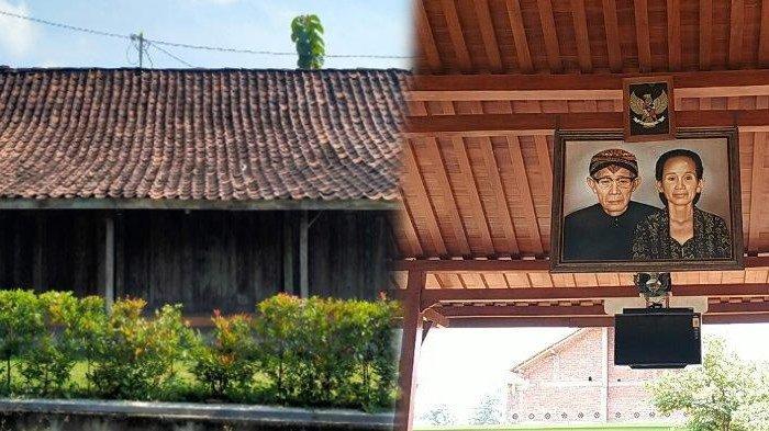Potret Rumah Kayu Sederhana Ibunda Jokowi di Boyolali, Kini Lebih Modern Disebut Joglo Wiroredjan